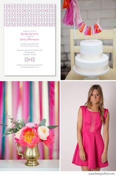 Bright Bridal Brunch
