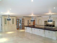 Clive Christian architectural kitchen