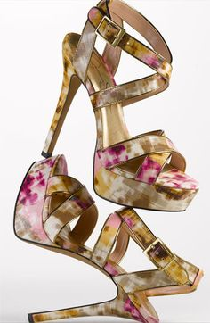 """Rosey""... Jessica Simpson 'Blairee' Sandal"