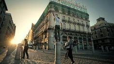 Madrid Longboard – Fubiz Media
