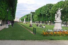 Luxembourg Gardens, Paris. One of my favorite places on earth.