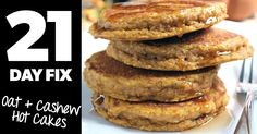 Recipe of the Day: 21 Day Fix Oat