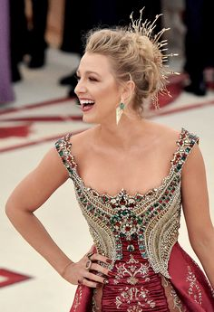 Blake Lively at the