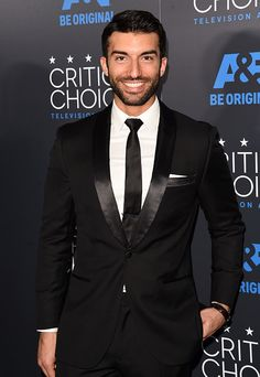 Justin Baldoni attends the 5th Annual Critics' Choice Television Awards at The Beverly Hilton Hotel on May 31, 2015 in Beverly Hills, California. (Photo by Jason Merritt/Getty Images)