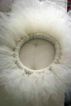 Love is in the air! Valentine's Day is almost here and this is the perfect wreath to glitz up your home, especially if red and white are...
