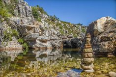 Amazing mountain pools to cool down in found in the mountains above Wellington. Founded In, Pools, South Africa, Mount Rushmore, Real Estate, Mountains, Amazing, Nature, Travel
