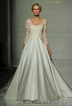 41. Brautkleider mit Spitze Ärmel Alle Brautkleider http://de.lady-vishenka.com/wedding-dresses-lace-sleeves-2016/