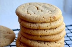Protein powder peanut butter cookies