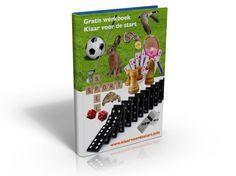 Gratis werkboek met werkbladen over sport en spel voor de kinderboekenweek 2013 onder het motto klaar voor de start.