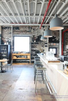 Restaurant Norman is located on Norman Avenue in Greenpoint – hence the name. But it's also a reference to a Nor(dic) Man. Behind this new restaurant is Claus Meyer, one of the founders of Noma in Copenhagen. He moved to New York years ago and...