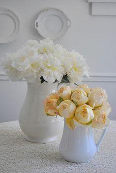 Left Over Flowers