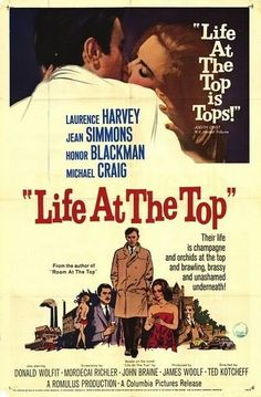The first sequel to 'Room At The Top' ...
