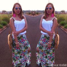 Look do penúltimo dia da semana acadêmica Amo longos e florais, já sabem né?  Vem ver!   frescachic.blogspot.com  #frescachic #blog #acessórios #gincanajuridica #direito #facul #semanajuridica #semanaacademica #lookdodia #photooftheday #lookblogger #modaparameninas #fashion #moda #stayle #feminices #charmosa #fashionices #shoes #dress #longos #maxibrincoa