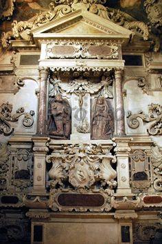 35. Santi Gucci, nagrobek Firlejów, 1601