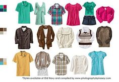 What  to Wear #family #photography
