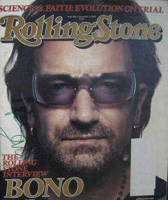 Rolling Stone 2005 - Bono