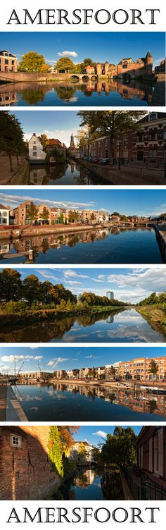 my impression of Amersfoort, The Netherlands