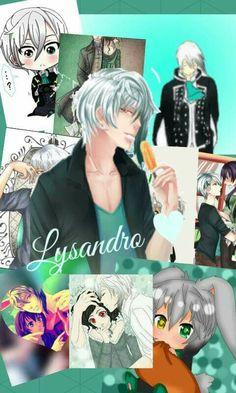 Collage de Lysandro - Corazon de melon