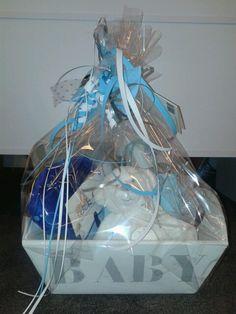 Kraampakket maken. Diy Baby Gifts, Gift Ideas