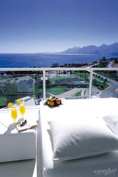 Hotel SU. Antalya, Türkei