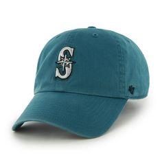 9bcd2e426d1 Men s  47 Brand Seattle Mariners Clean-Up Baseball Cap