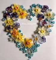 Bildergebnis für quilling wreath