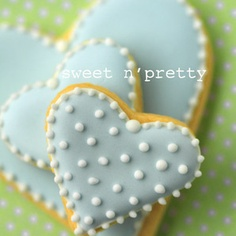 make in wedding color, Wedding cookies