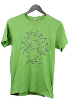 Fiver Green Earth Tee Supports the Fiver Children's Foundation