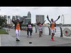 2ZC Zumba Yo Voy Pa Encima Choreography Song By Luis Enrique Ft Mola - YouTube