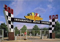 Indianapolis Motor Speedway , In.