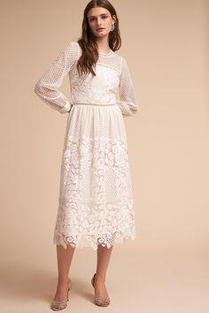 Edina Dress from @BHLDN