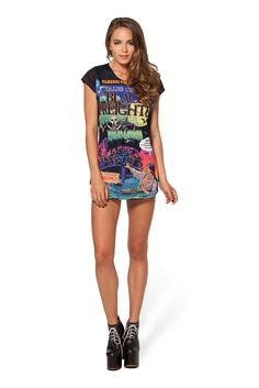 *NFS* XS The Black Freighter GFT (WKEND PRESALE) by Black Milk Clothing $60AUD - small