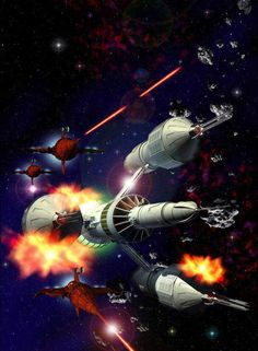 Blake's 7 remake definitely no longer in development at Syfy 80 Tv Shows, Sci Fi Tv Shows, Sci Fi Series, Old Shows, Tv Series, Science Fiction, Fiction Movies, Alien Ship, Far Future