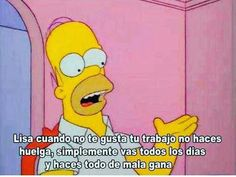 Find images and videos about lisa, simpsons and homer on We Heart It - the app to get lost in what you love. Simpsons Frases, Simpsons Quotes, The Simpsons, Homer Simpson, Lisa Simpson, Great Tv Shows, Cartoon Pics, Reaction Pictures, Funny Cute
