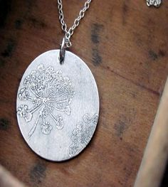 Queen Anne's Lace. Nancy Nelson jewelry $68