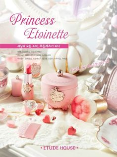 K-Beauty: A fofíssima Etude House e seus cosméticos - Sweet Magic Etude House, K Beauty, Beauty Makeup, Beauty Hacks, Kiss Makeup, Cute Makeup, Kawaii Makeup, Gorgeous Makeup, Bubble Tea