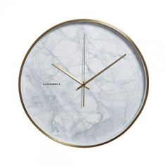 MONOQI | Structure Marble Clock