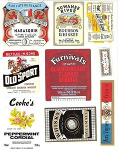 Lilyboxdesigns: Vintage Freebies by lettybeck