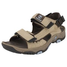 LADIES TIMBERLAND SANDALS LIGHT BROWN  STYLE - 28631 / MOUL TONBROUGH