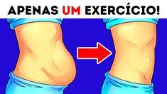 Exercício para perder gordura da barriga - Blog Emagrecimento e Saúde Lose Belly Fat Quick, Lose Body Fat, Reduce Belly Fat, Fat Belly, Weight Loss Plans, Weight Loss Program, Best Weight Loss, Weight Loss Tips, Weigh Loss