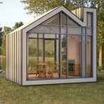 Two Design Firms Collaborate To Bring Us The Bunkie Prefab Home.