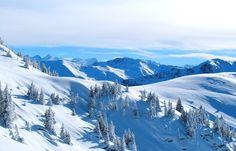 Auracher Graben in den Kitzbühler Alpen