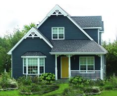 Guildcrest homes has been building energy-efficient and high quality modular homes since Guildcrest homes is one of the largest . Prefab Homes Canada, Prefab Modular Homes, Prefabricated Houses, Cottage Plan, Cottage Homes, Custom Home Builders, Custom Homes, Building A Tiny House, Energy Efficient Homes