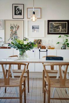 Designklassiker Wegner Y-stol Alvhem – Husligheter