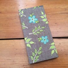 Jotter Notebook in a Henry Glass Fabric £4.00
