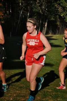 Coon Rapids Girls Cross Country 2014 - Conference - Elk River 20141008 - Barbara Thomson - Picasa Web Albums