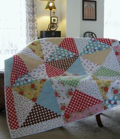 laugh yourself into Stitches*: Easy as Pie! quilt pattern available now!