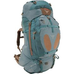 Osprey Packs Xenon 85 Backpack - Women's - 4700-5100cu in | Backcountry.com