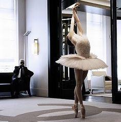 Chanel + Ballet