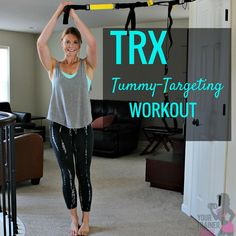 Yes, I could have just called this a TRX core workout, but let's just take a moment to appreciate that which is alliteration, shall we?  Since hurting my back carrying a couch up the stairs the other day, I've been very careful with my strength training - especially core work. No super ...